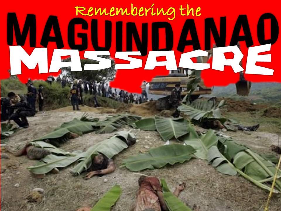 Remembering The Maguindanao Massacre