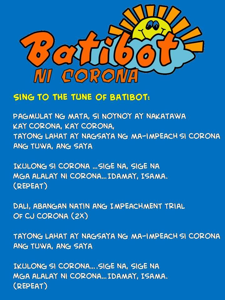 Batibot Opening Theme Song with lyrics- Philippines - YouTube
