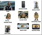 a lot of thor