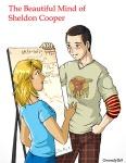 Beautiful_Mind__Sheldon_Cooper_by_gwendy85