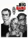 big_bang_theory_trio_by_tanggerine-d3nfuad