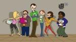 tbbt-como-dibujos-animados from dotpoddotcom
