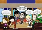 The Big Bang Theory and Ellen