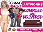THE BIG BANG THEORY ARTWORKS
