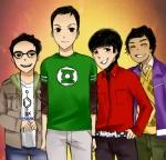 The_Big_Bang_Theory__by_MachoMachi