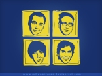 The_Big_Bang_Theory_by_mikevectores