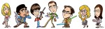 the_big_bang_theory_cast_caricature__by_durkinworks-d4zutmv